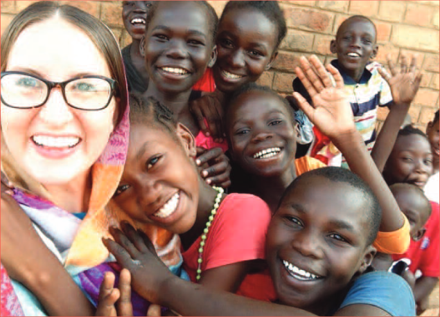 catherine mcneal in south sudan