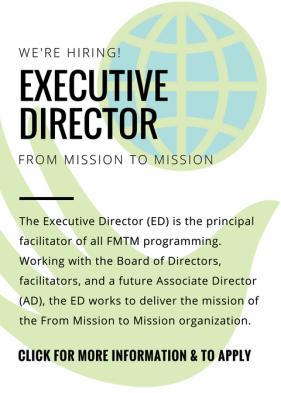 FMTM ED Position Announcement (1)