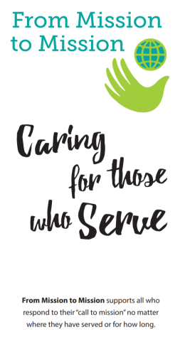 caring for those who serve